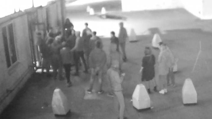 В Уфе задержали четырех участников массовой драки