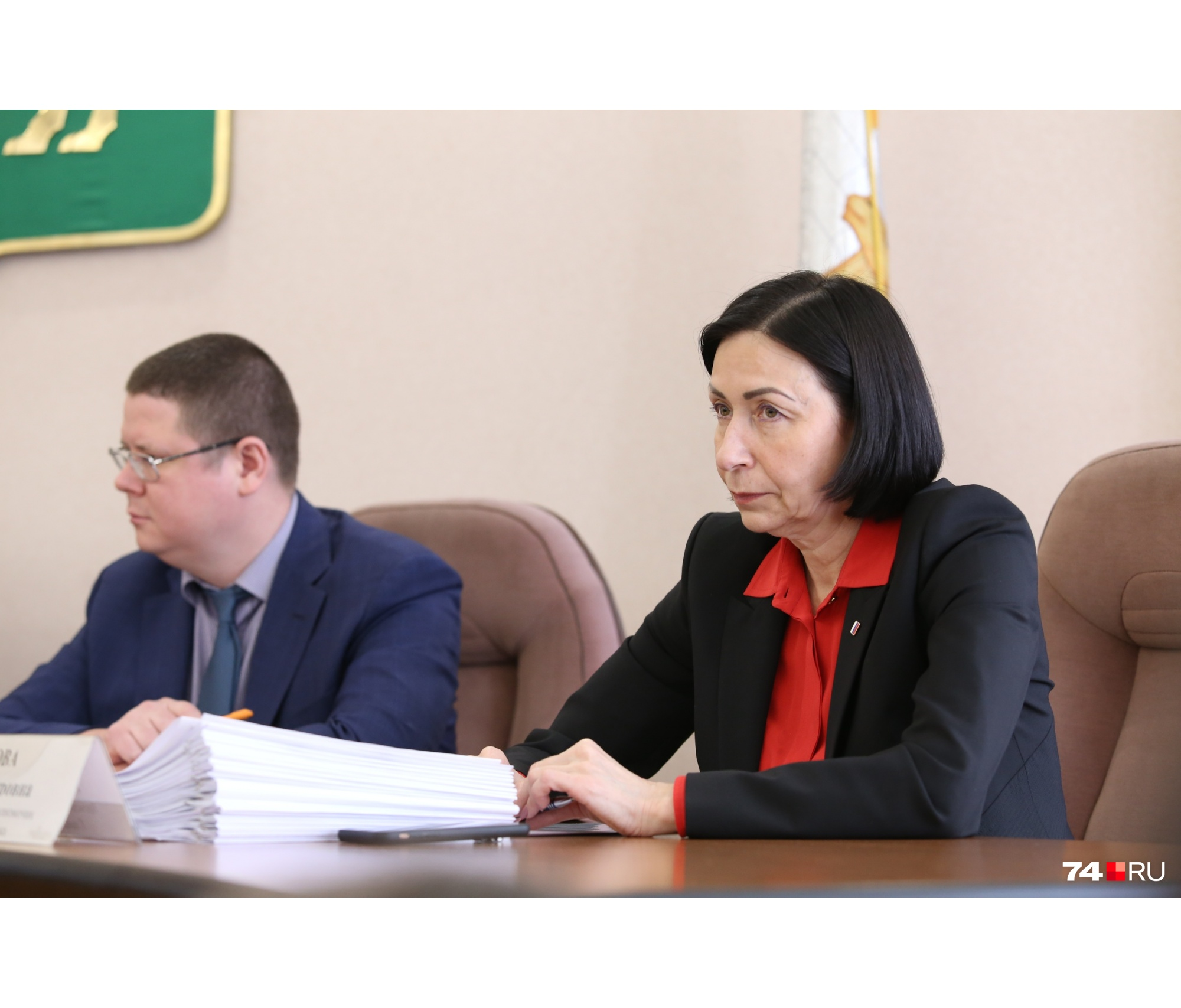 После избрания Наталья Котова сказала, что надеется на поддержку челябинцев