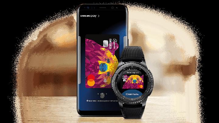 Клиенты «Клюквы» смогут оплачивать покупки через Samsung Pay