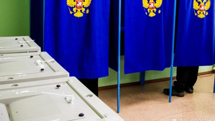 Избирком зарегистрировал первых кандидатов в губернаторы Новосибирской области