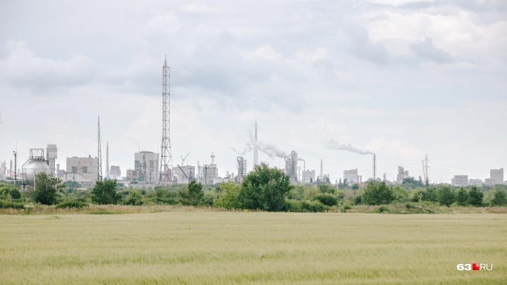 На территории Самарской области в прошлом году образовалось почти 4 млн тонн отходов