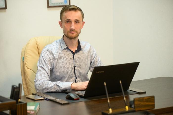 Алексей Костылев — руководитель юридической практики компании «Современная защита» в Екатеринбурге