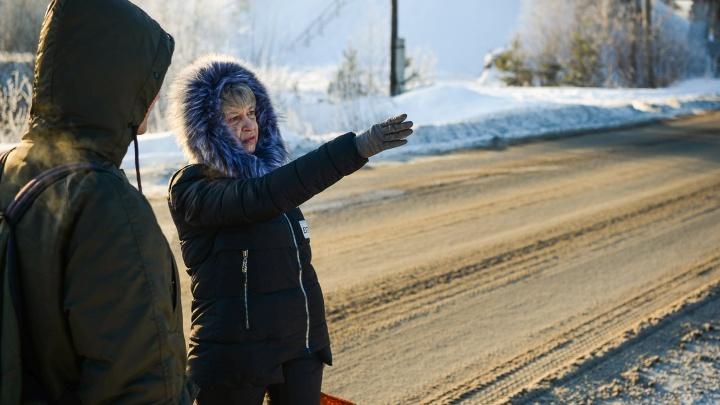 «Пусть у них языки отсохнут»: что говорят родные девушки, которая насмерть замерзла в Белоярском