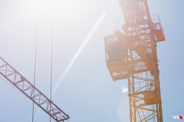 В регионе закрываются строительные фирмы и падают темпы строительства