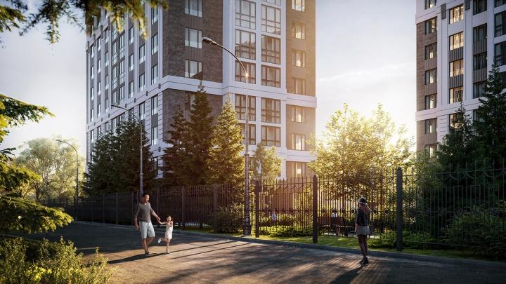 На Красном проспекте построят жилой комплекс с батлер-службой