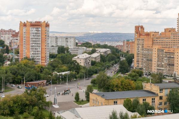 Варламов рассказал, что каждый раз с удовольствием приезжает в Красноярск