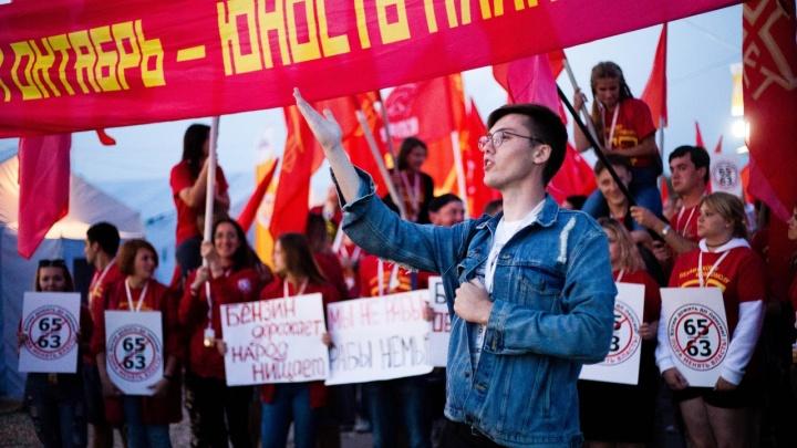 «Пьяными решили отомстить»: в Волгограде молодые члены ЛДПР осквернили офис партии