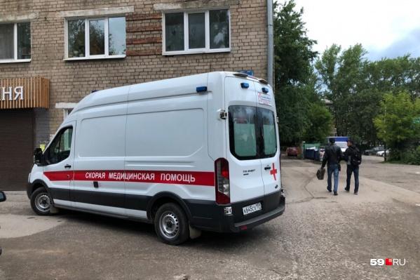 Скорая в Чайковском может задерживаться из-за нехватки бригад