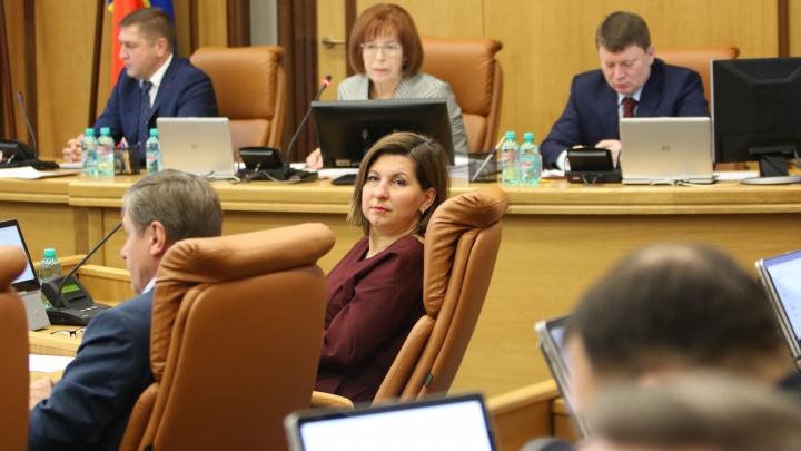 На проект реконструкции зала заседаний для депутатов горсовета выделяют 1,3 млн рублей