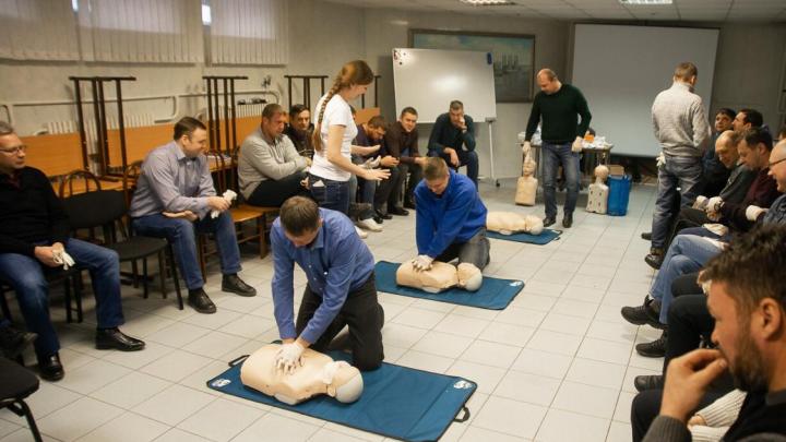 Спасателей-добровольцев в Новосибирске теперь можно вызвать через приложение