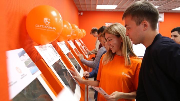Без полок и витрин: где в Уфе открылся магазин электроники нового формата