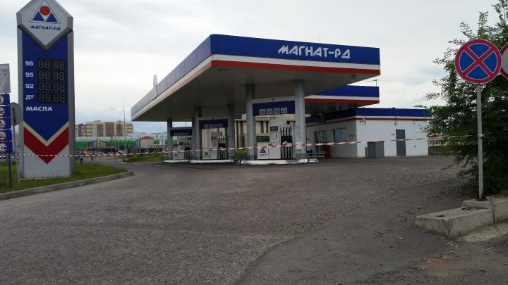 «Бензина и ДТ нет»: водители сообщают о закрытии заправок «Магнат-РД»