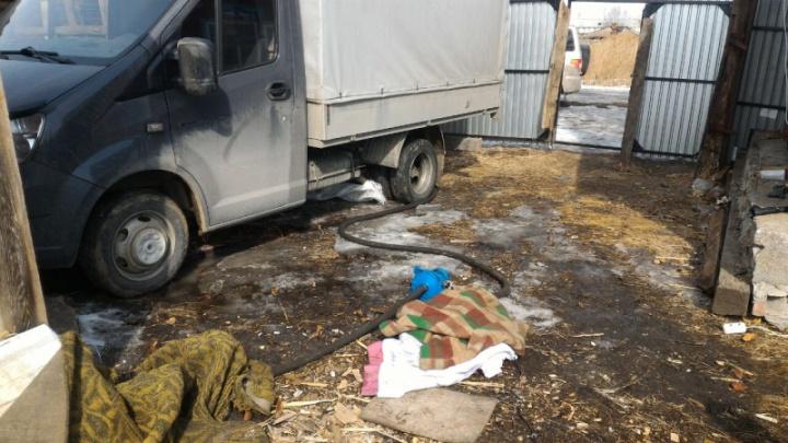 Криминальный след: кража топлива из нефтепровода под Челябинском создала экологическую угрозу