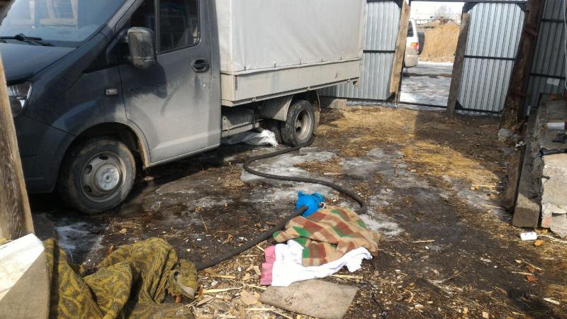 12 апреля власти района обратились за помощью нефтяников