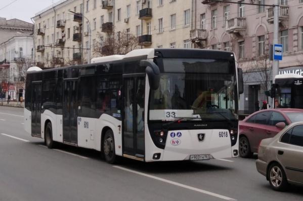 У АТП-3 отобрали последние три маршрута — 18, 33 и 81