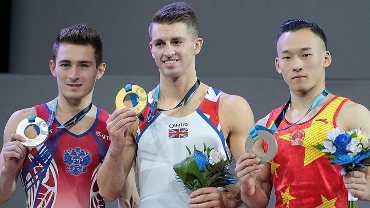 Екатеринбуржец Давид Белявский завоевал «серебро» на чемпионате мира по спортивной гимнастике