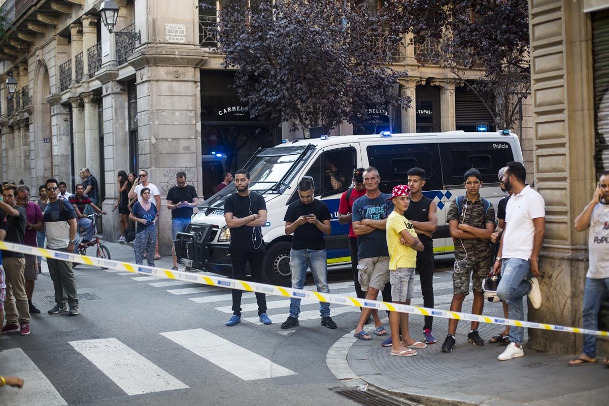 В Испании произошёл теракт, в котором пострадали больше 100 человек