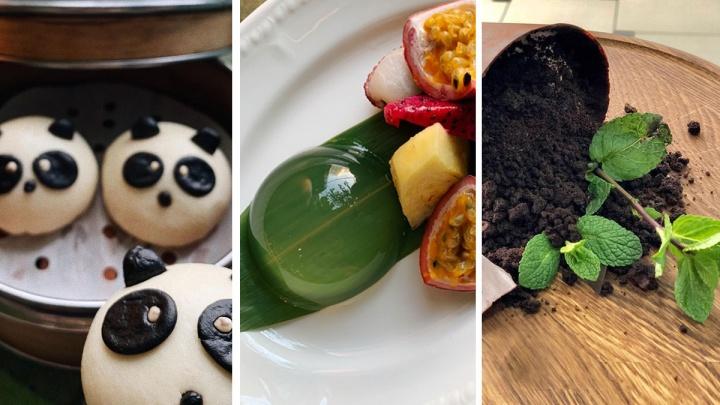 Как это есть? 10 самых сумасшедших и необычных десертов, которые подают в ресторанах Екатеринбурга