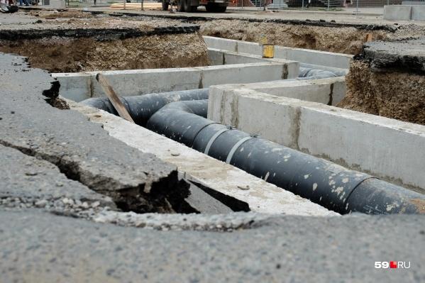 Воду отключат из-за планового ремонта труб