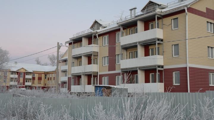 Иркутская фирма начала обследование недостроенных социальных домов на Доковской