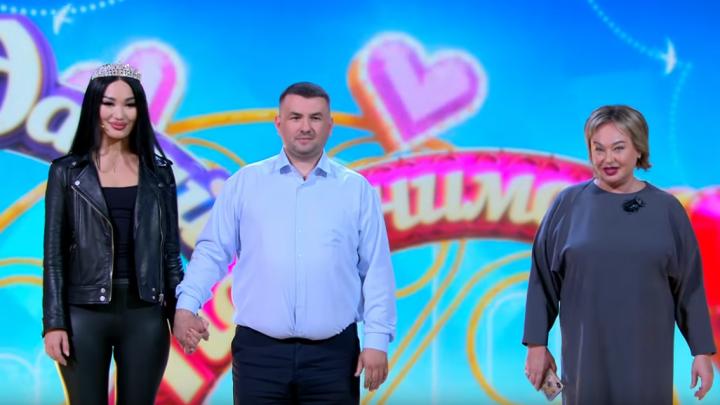«Всё по-настоящему»: участник из Тюмени рассказал о закулисье шоу «Давай поженимся!»