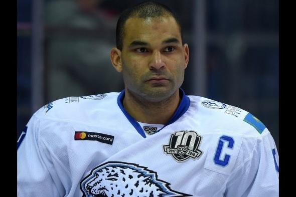 Найджел Доус играл за клуб из Казахстана семь сезонов