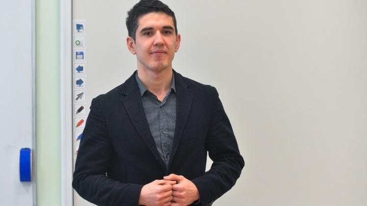 """Учёный из Таджикистана в Екатеринбурге: """"Таджики тоже могут работать в науке, если есть такое желание"""""""