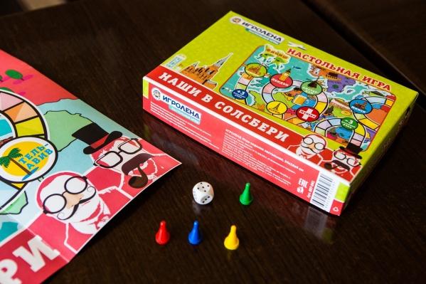 Игру выпустила компания «Игроленд» — она идёт с рейтингом 6+