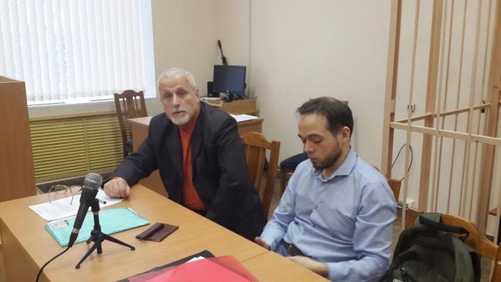 Архангельского оппозиционера оштрафовали на 160 тысяч рублей за апрельский митинг