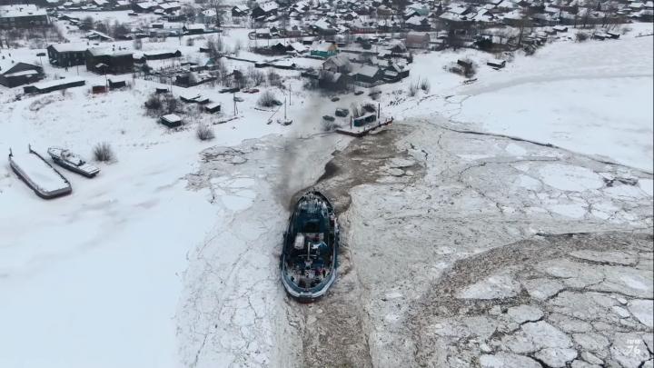 Всё дальше от Архангельска и цивилизации: московский журналист снял фильм об «исчезающем» Кегострове