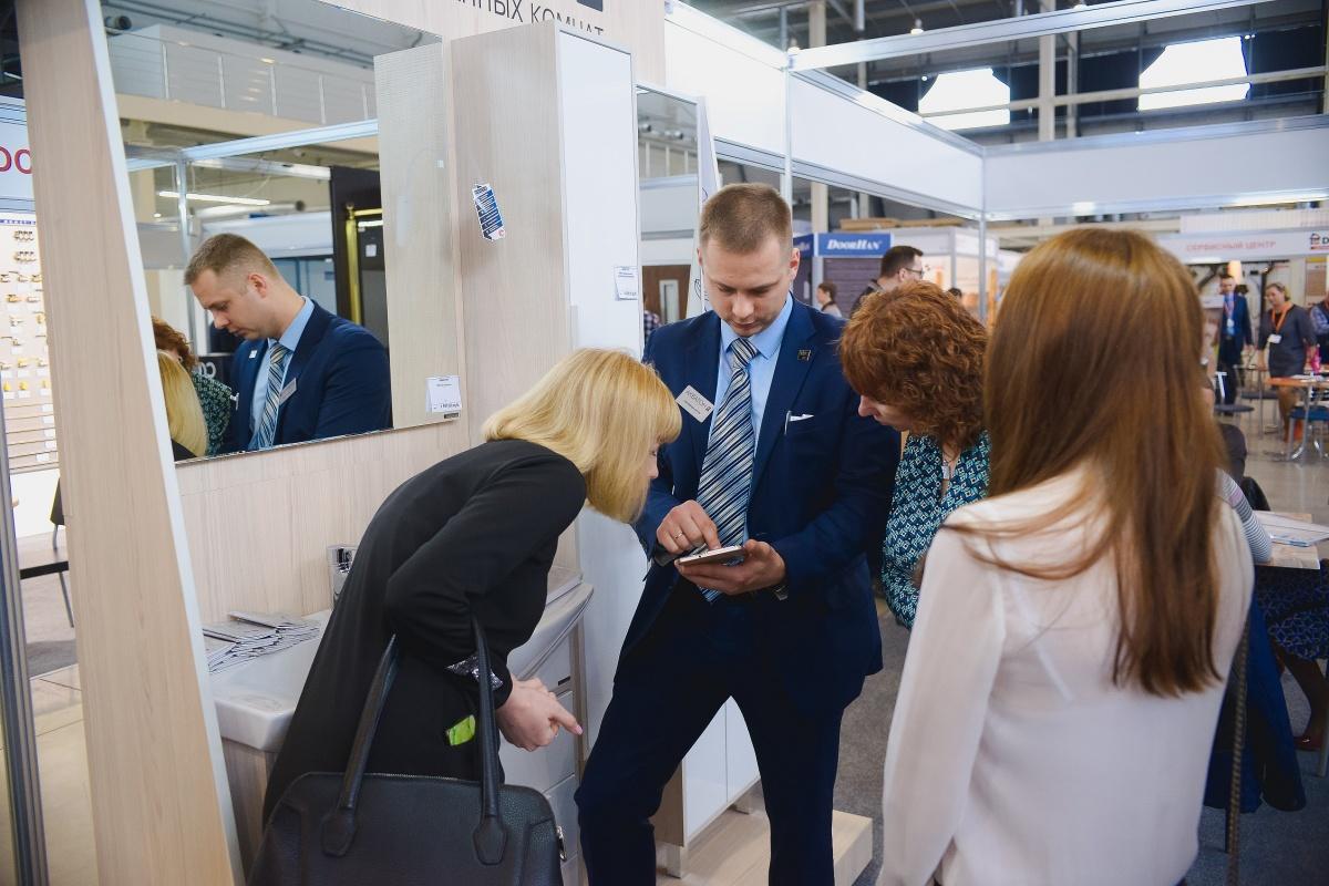 В выставке примут участие компании со всей России