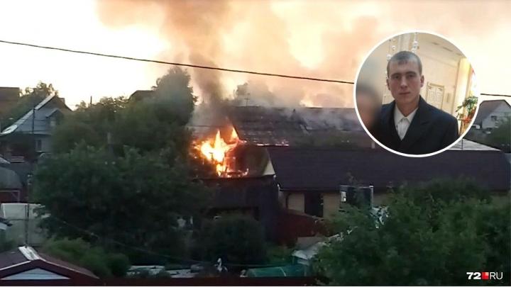 «Хотел помочь соседям»: слесаря МЧС задержали за поджоги домов в Перевалово
