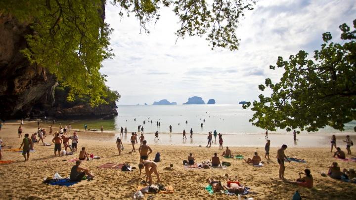 Пляжи для безработных