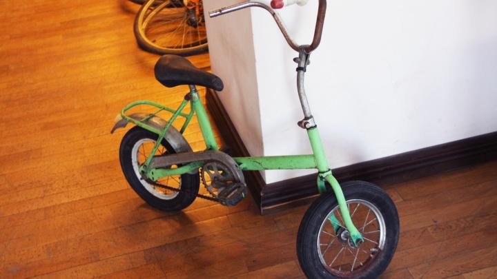 Два колеса, фонарь, звоночек: в Екатеринбурге откроется выставка велосипедов-пенсионеров с необычной историей