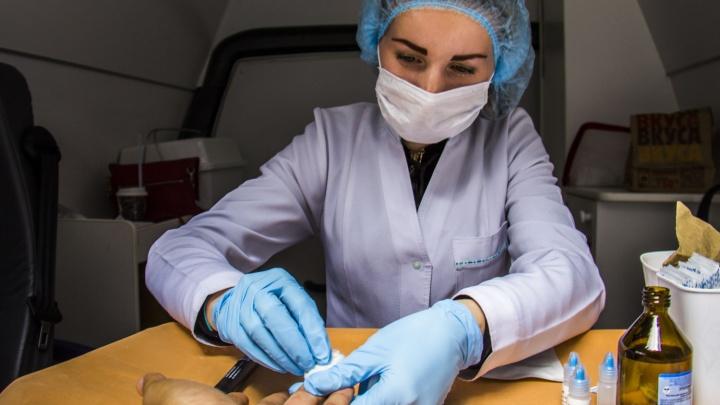 Новосибирская область вышла на первое место в стране по новым случаям ВИЧ