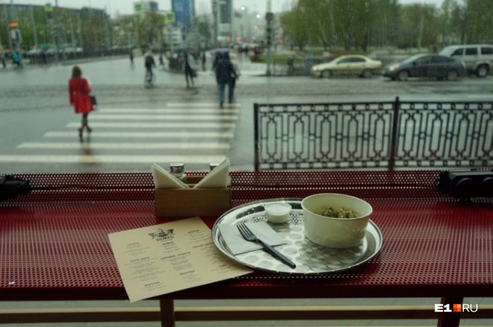 Одно из мест в центре города, где часто меняются заведения, — помещение на Ленина и Московской