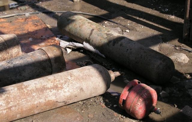 В Волгограде двое пенсионеров обгорели на даче от взрыва газа