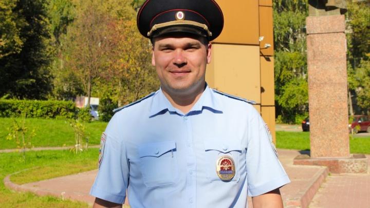 В Нижнем Новгороде выбрали лучшего участкового