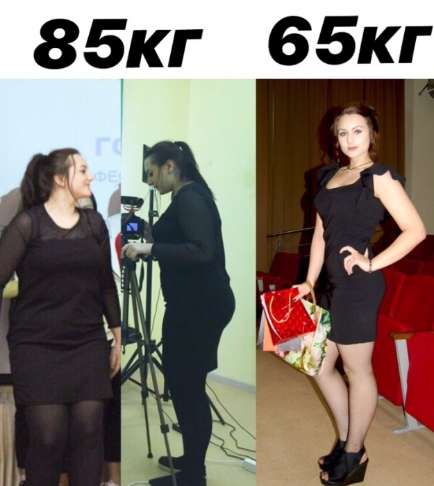 Минус 20 кг за 2 месяца: время пошло