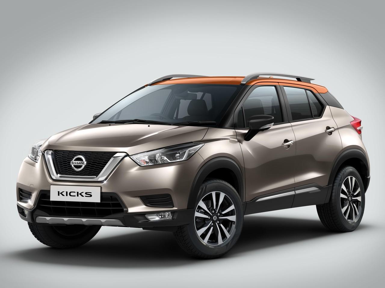 Nissan Kicks на платформе В0 адресован небогатым странам и вроде бы будет в России, но подробностей пока нет