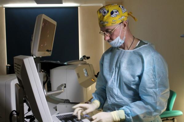 Лазерная коррекция зрения стала решением для тысяч самарцев
