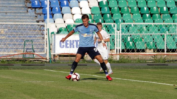 За «Крылья Советов» будет играть футболист из «Зенита»