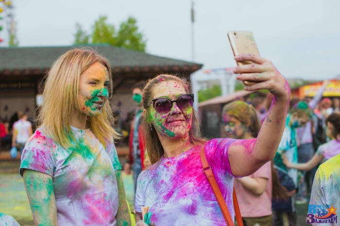 Красочный фестиваль пройдёт в Екатеринбурге в эти выходные