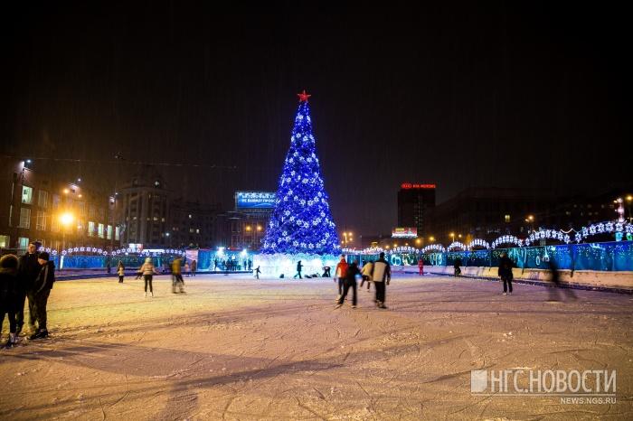 Дед Мороз поздравит новосибирцев с Новым годом уже 14 ноября