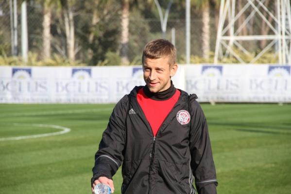 Януш Гол играл за «Амкар» с 2013 года