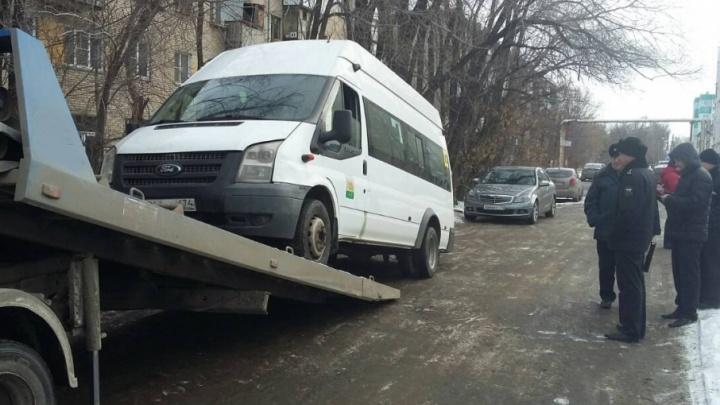 Челябинские приставы с помощью дорожных камер нашли залоговую маршрутку