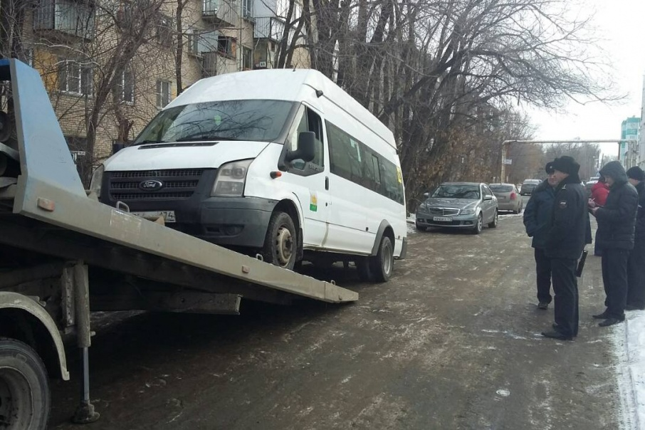 Кредитный Ford Transit пришлось искать в городе с помощью дорожных камер