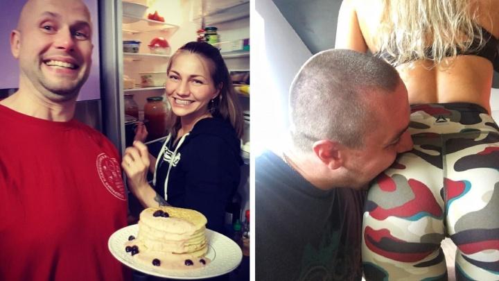 Тренажёрка и любовь: любуемся профилями пяти омских спортивных пар