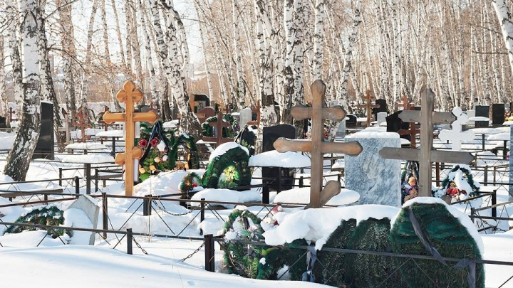 Земли в Березовке рассматривают под новое кладбище
