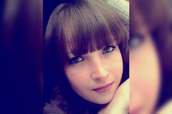 Ксения Ерохина недавно родила четвертого ребенка